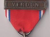 Médaille de Verdun (recto)
