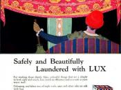 Lux Print ads - Early 20s