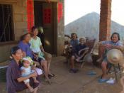 English: People of Hainan, China.