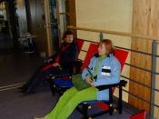 Piet Mondrain chairs
