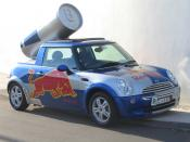 Red Bull X-90. (Mathew Faltas, 2006)