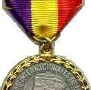 Spanish Civil War Medal awarded to the International Brigades