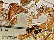 The Alexander's of Macedony xyston (spear)