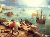English: Circle of Bruegel the Elder
