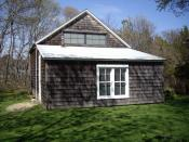 Jackson Pollock's Barn in Springs, NY