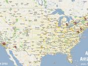 US Airsoft Skirmish Map