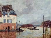 Alfred Sisley, L'Inondation à Port-Marly