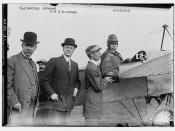 Postmaster Morgan, P.M.G. Hitchcock, & Ovington  (LOC)