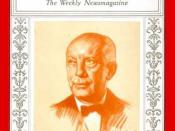 Strauss was on the cover of TIME in 1927 and (here) 1938.