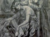 Desdemona's Death Song by Dante Gabriel Rossetti, ca. 1878–1881