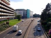 The Ringroad and Joseph Wright Centre
