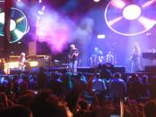 English: Pink Floyd performing at Live 8 in London