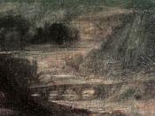 Leonardo da Vinci - Mona Lisa (detail) - WGA12715