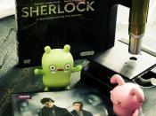 I's Jeero Holmes!
