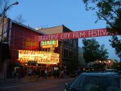 State Theater in Traverse City during Traverse City Film Festival