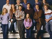 The cast of Everwood, as of Season 3