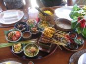 English: Cuisine of Bali Bahasa Indonesia: Makanan khas Bali