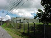 English: Kubasaki High School(U.S. DoDDS school in Okinawa) 日本語: クバサキ・ハイスクール(米軍基地内高校)