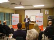 Reliance Home Comfort Guelph AED presentation