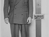 Police photograph of Julius Rosenberg after his arrest.
