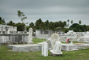 Cemetery in Key West