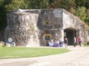 Fort Eben-Emael Entrance