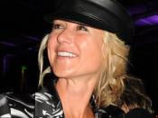 English: Personal photo of Belinda Stronach taken at Golf Rocks charity event, Toronto, Sept 2008