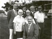 Calvary Hour Annual Meeting, 1977