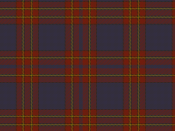 A representation of the Salvation Army Dress tartan