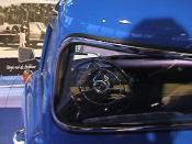 Oldtimertreffen bei Daimler Chrysler in Berlin–Marienfelde. Nachbau des 1954er Mercedes–Renntransporters von 2001