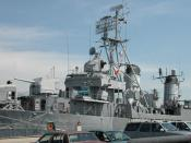 USS Cassin Young (DD-793) berthed at Boston Navy Yard in Boston, Mass. Picture taken by Matteo 11:16, 2005 Jan 29 (UTC) in August 2003