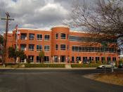 English: Capital Metro headquarters