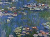 Claude Monet, Water Lilies, 1916, The National Museum of Western Art, Tokyo