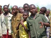English: Former Child soldiers in eastern Democratic Republic of the Congo Deutsch: Ehemalige Kindersoldaten im Osten der Demokratischen Republik Kongo