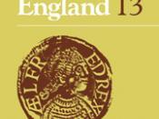 Anglo-Saxon England (journal)