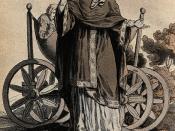 Anglo Saxon Lady (9th Century)