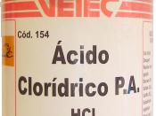 Hydrochloric acid / Ácido Clorídrico