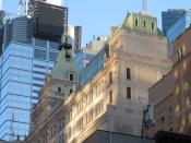 Old NY Times Building
