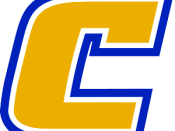 English: The athletics logo for the University of Tennessee at Chattanooga.