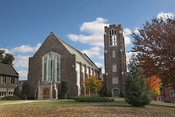 English: Patten Chapel University of Tennessee in Chattanooga.