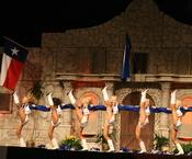 Dallas Cowboys Cheerleaders.