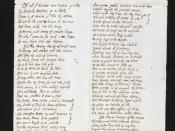 Richard Duke's poem