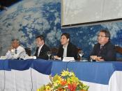 Painel 4 – Contribuições da tecnologia espacial na solução de problemas socioambientais