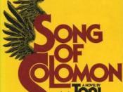 Song of Solomon (novel)