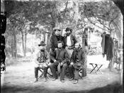 English: Catholic Chaplains of Union Army Irish Brigade