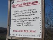 Benton, Pennsylvania
