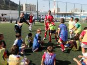 Football Summer Camp 18th  to 22nd  July 2011