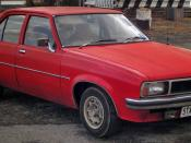 English: 1978–1980 Holden UC Torana.