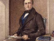 English: Portrait of Francis Galton (1822-1911), Victorian polymath