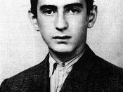 Elie Wiesel aged 15, late 1943 or early 1944